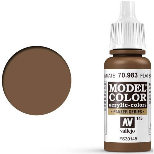 Vallejo Model Color Paint: Flat Earth