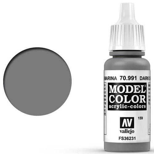 Vallejo Model Color Paint: Dark Sea Grey