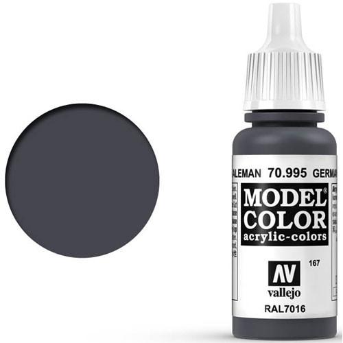 Vallejo Model Color Paint: German Grey