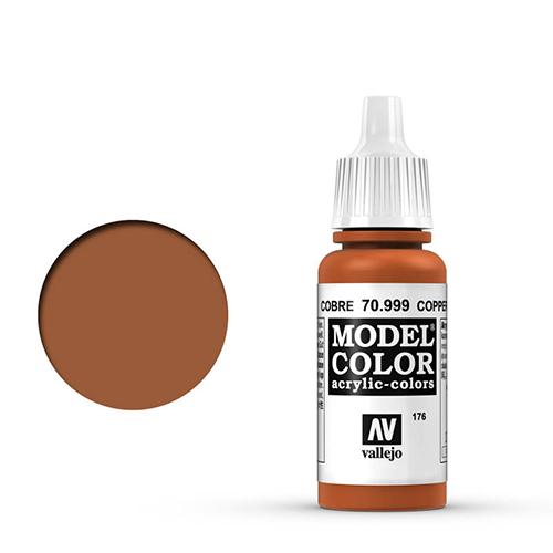 Vallejo Model Color Paint: Copper