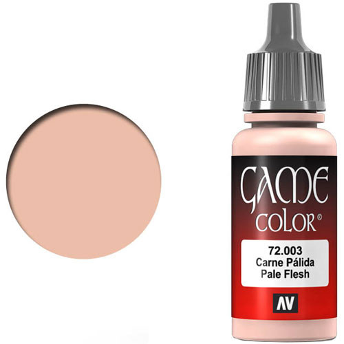 Vallejo Game Color: Pale Flesh (17ml)