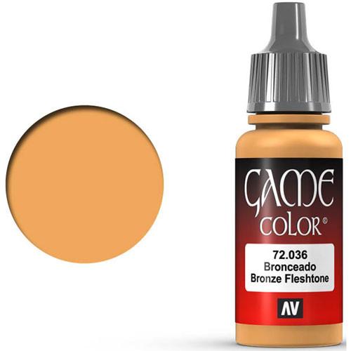 Vallejo Game Color: Bronze Fleshtone (17ml)