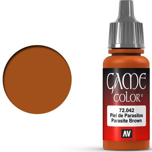 Vallejo Game Color: Parasite Brown (17ml)