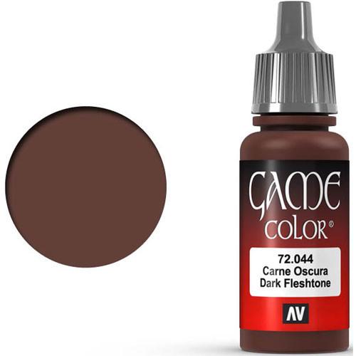 Vallejo Game Color: Dark Fleshtone (17ml)