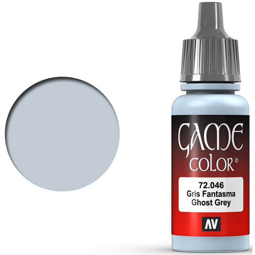 Vallejo Game Color: Ghost Grey (17ml)