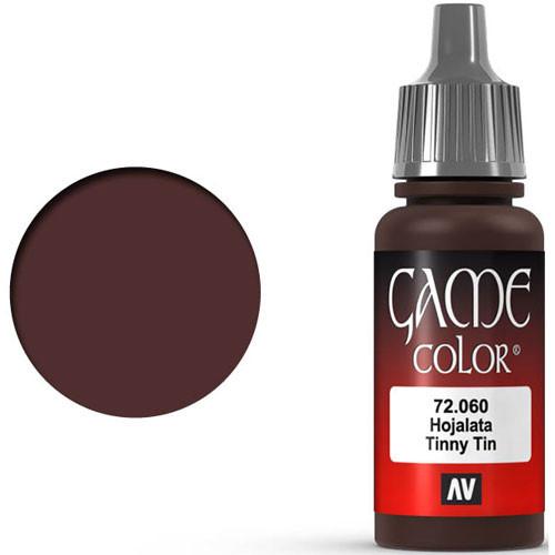 Vallejo Game Color: Tinny Tin (17ml)