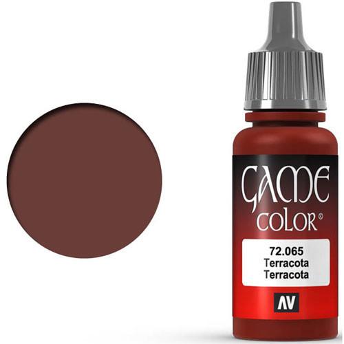 Vallejo Game Color: Teracotta (17ml)