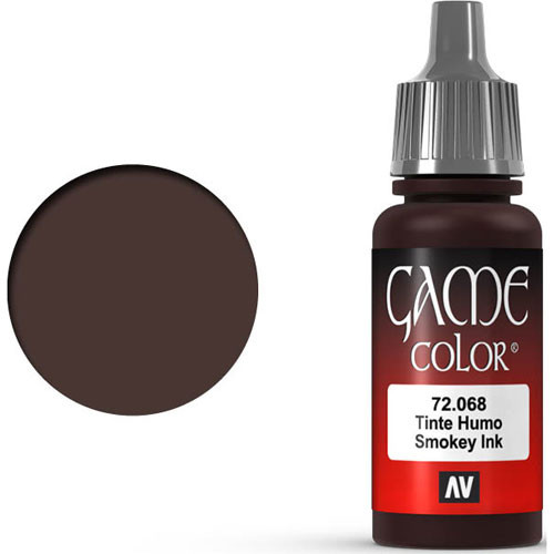 Vallejo Game Color: Smokey Ink (17ml)