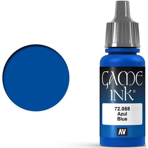 Vallejo Game Color: Blue Ink (17ml)