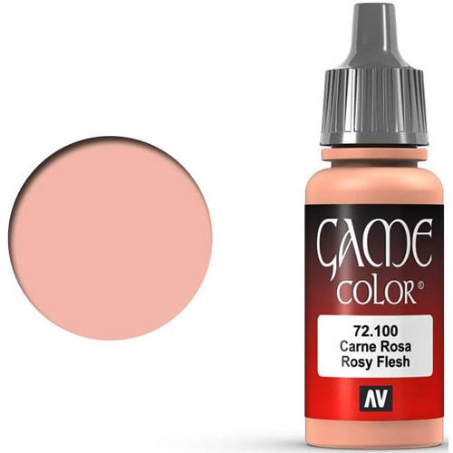 Vallejo Game Color: Rosy Flesh (17ml)
