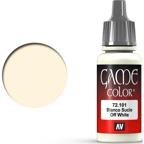 Vallejo Game Color: Off White (17ml)