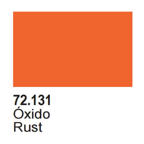 Vallejo Game Effects Paint - Rust (17ml)