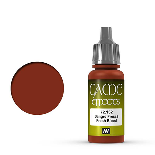 Vallejo Game Effects Paint - Fresh Blood (17ml)