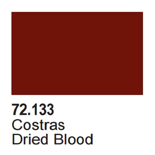 Vallejo Game Effects Paint - Dried Blood (17ml)