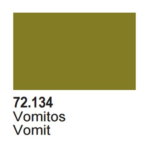 Vallejo Game Effects Paint - Vomit (17ml)