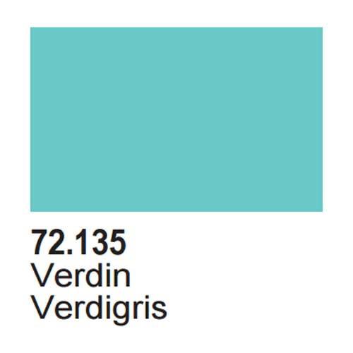 Vallejo Game Effects Paint - Verdigris (17ml)