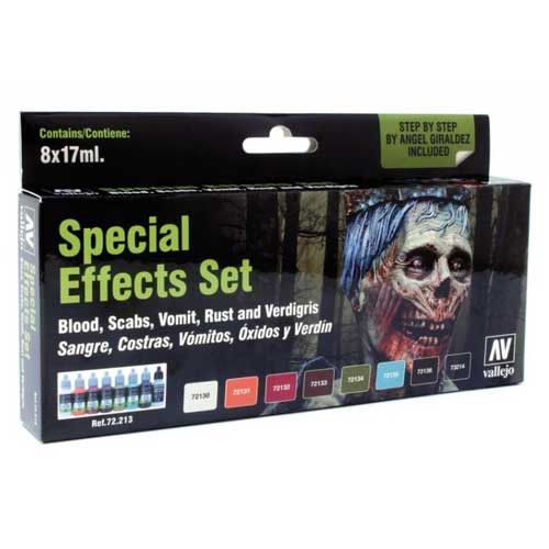 Vallejo Special Effects Set