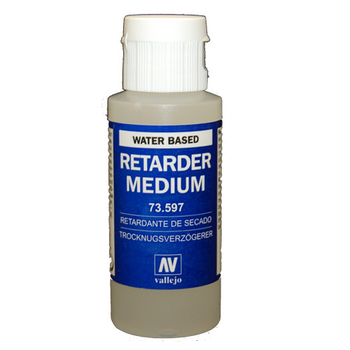 Vallejo Auxiliary Products - Retarder Medium (60ml)