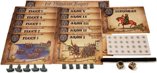 Swords & Sails: 1st Bulgarian Empire Expansion