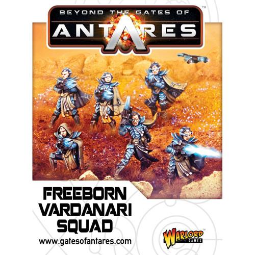 Beyond the Gates of Antares: Freeborn - Vardanari Squad