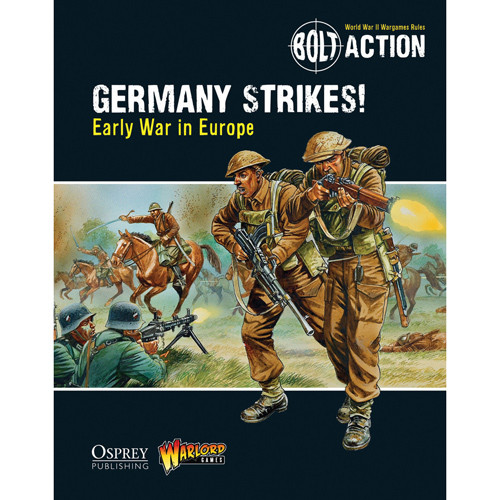 Bolt Action: Germany Strikes! (Softcover)