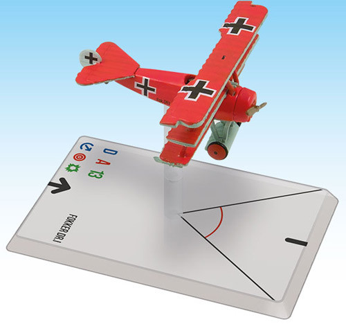 Wings of Glory: WWI - Fokker Dr.I (von Richthofen)