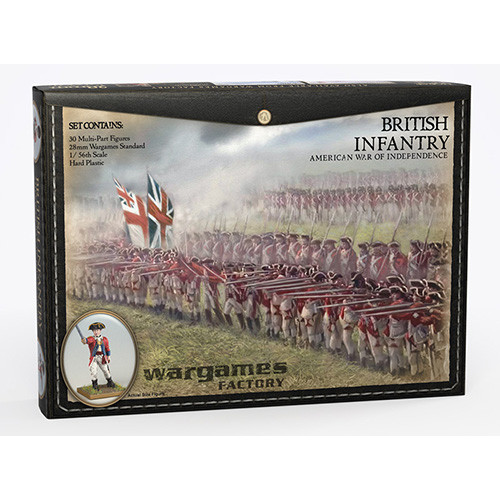 American War of Independence: British Infantry (30)