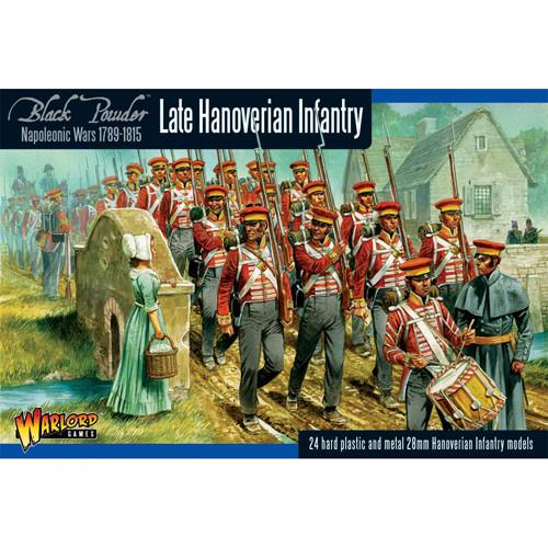 Black Powder: Late Hanoverian Infantry