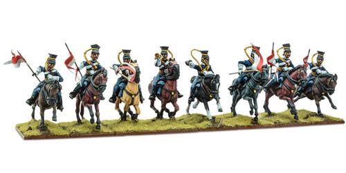 Black Powder: Crimean War - British Lancers | Table Top