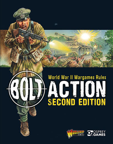 Bolt Action (2nd Edition): Rulebook | Table Top Miniatures