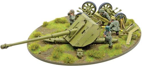 Bolt Action: German Heer Pak 43 Anti-Tank Gun | Table Top