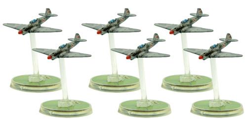Blood Red Skies: Soviet - Yakolev Yak-1b Squadron