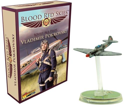 Blood Red Skies: Soviet - Ace Pilot Vladimir Pokrovski
