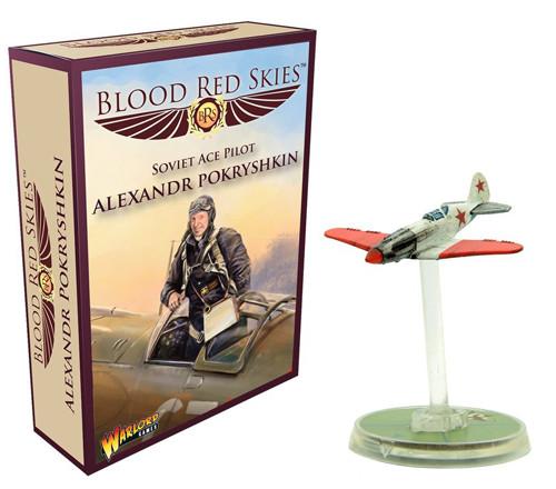 Blood Red Skies: Soviet - Ace Pilot Alexandr Pokryshkin