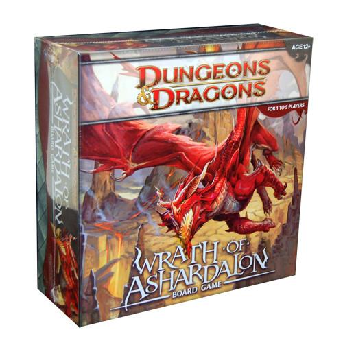 D&D Adventure System Board Game: Wrath of Ashardalon
