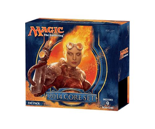 Magic The Gathering - 2014 Core Set Fat Pack