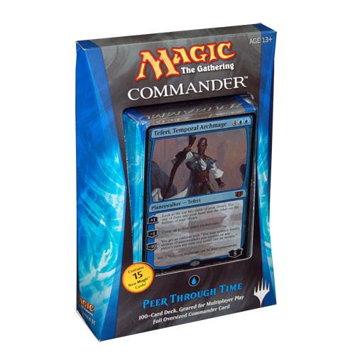 Magic the Gathering: Commander 2014 - Peer Through Time