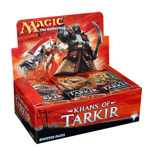 Magic the Gathering: Khans of Tarkir - Booster Box (36)