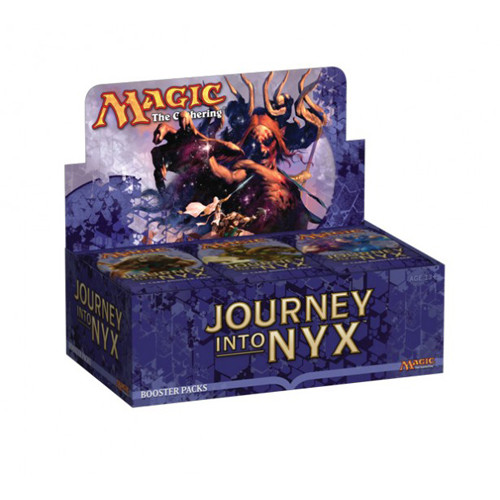 Magic the Gathering: Journey Into Nyx - Booster Box