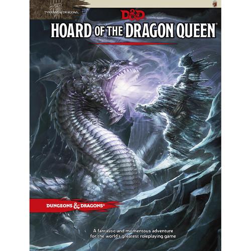 D&D 5E RPG: Hoard of the Dragon Queen