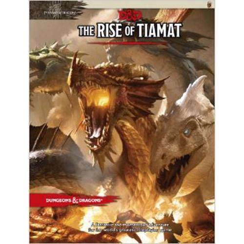 D&D 5E RPG: The Rise of Tiamat