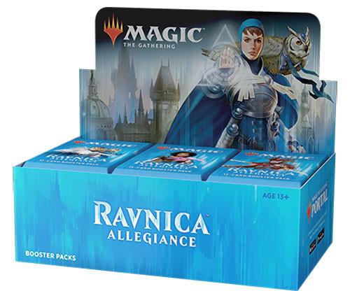 Magic the Gathering: Ravnica Allegiance - Booster Box