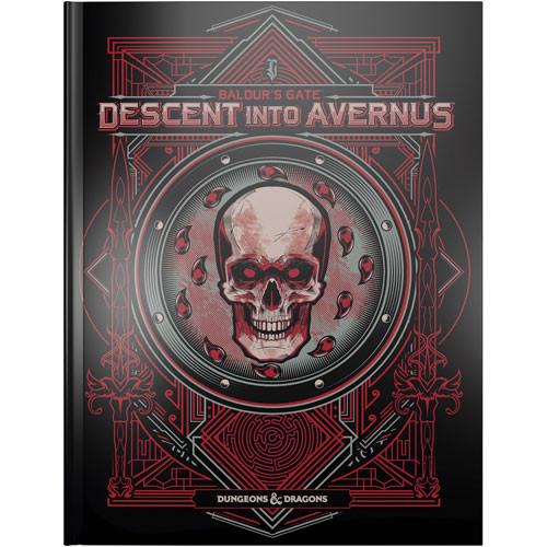 D&D 5E RPG: Baldur's Gate Descent Into Avernus - Alternative