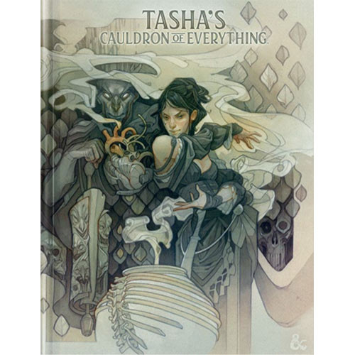 D&D 5E RPG: Tasha's Cauldron of Everything (Alt Cover) (Hardcover)