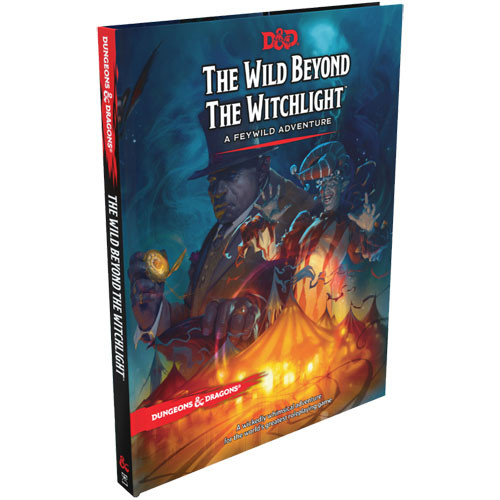 D&D 5E RPG: The Wild Beyond the Witchlight - A Feywild Adventure