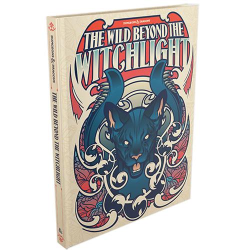 D&D 5E RPG: The Wild Beyond the Witchlight - A Feywild Adventure (Alt)