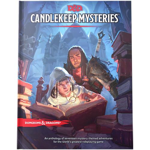 D&D 5E RPG: Candlekeep Mysteries (Hardcover)