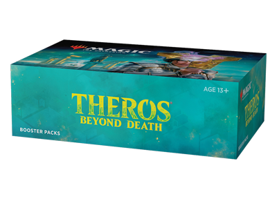 Image result for mtg buy a box promo theros beyond death
