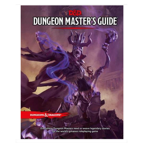 D&D 5E RPG: Dungeon Master's Guide (Hardcover)