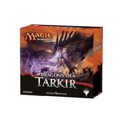 Magic the Gathering: Dragons of Tarkir - Fat Pack